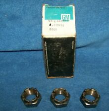 1938-55 Chevy UTIL 1946-63 3/4, 1 Ton Truck Steering Knuckle Spindle Nuts 379656