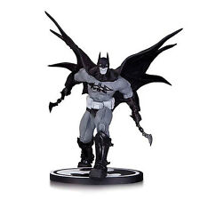 "BATMAN ~ Black & White ~ BATMAN ~ Carlo D'anda 8"" Statue by DC Collectibles"