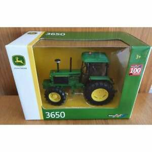 Britains John Deere 3650 Tractor 1:32 42904   UK Seller