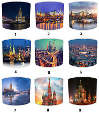 City Of Moscow Lampshades, Ideal Match City Of Moscow Wall Decals & Stickers