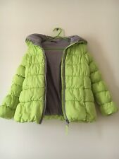 winter jacket with a hood for girls 5-6 years George