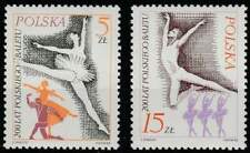Polen postfris 1985 MNH 3005-3006 - Pools Staatsballet