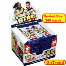 2018 AFL SELECT FOOTY STARS FACTORY SEALED BOX 36 PACKS TRADING CARDS FREE POST
