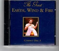 (HO974) The Great Earth, Wind & Fire - disc 3 - 2003 CD