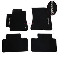 Fit For 01-05 Lexus IS300 Black Nylon Floor Mats Carpet  4PCS Set Front & Rear