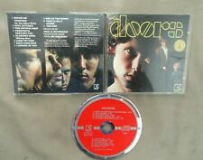 THE DOORS Self Titled  West Germany Target CD Matrix # 7559 74007-2 2893 222 01