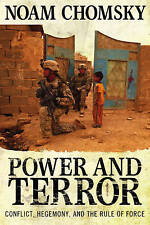 Power and Terror: Conflict, Hegemony, and the Rule of Force, Good Condition Book
