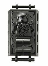 LEGO STAR WARS Han Solo Carbonite Minifigure Set 8097,9516, 75060, 75137 NUEVO