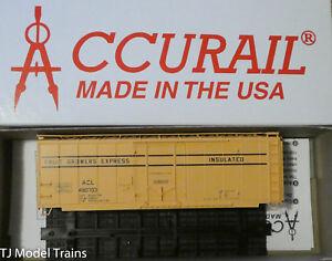 Accurail HO #3130 Plug Door Boxcar 40' (Atlantic Coast Line-FGEX)