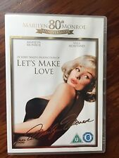 Lets Make Love (DVD, 2004, Marilyn Monroe Diamond Collection Checkpoint)