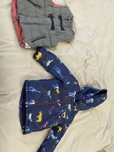 Ted Baker Coat And Body Bundle Age 3-4