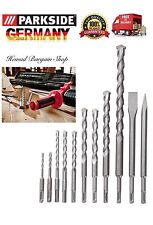 PAEKSIDE HAMMER DRILL BIT AND CHISEL SET PGBS 11 A1