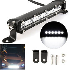7inch 18W LED Work Light Flood Spot Car Boat Truck Suv Driving Lamp Offroad 4WD
