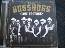 CD The BOSSHOSS  Low Voltage  incl. Stallion Batallion & Mary marry me Neuwertig