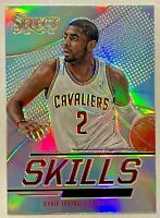 KYRIE IRVING 2013-14 Panini Select Skills Silver Prizm MINT 🔥HOT
