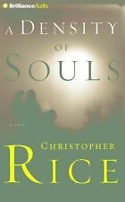 A Density of Souls by Rice, Christopher in New