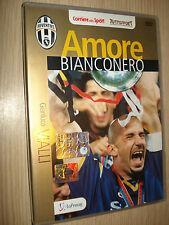 DVD N° 7 AMORE BIANCONERO GIANLUCA VIALLI  JUVENTUS FC JUVE