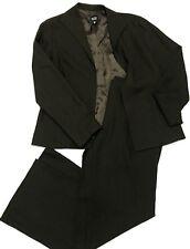 Eileen Fisher Italian Wool Wide Leg Pant Suit S