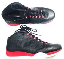Allen Iverson Sixers Reebok Answer VIII Mens Black Red Sneaker Shoes Sz 11.5 89cb3a1ae