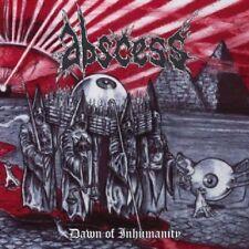 Abscess-Dawn Of Inhumanity  (UK IMPORT)  CD NEW