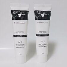 x 2 Purebess Multi Syn-Ake Synake Cream Wrinkle Care Moisturizing hypoallegenic