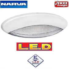 Narva Awning Light Bright SMD LED Low Profile Exterior IP66 12v Caravan RV 87780