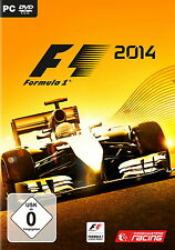 2014 f1 (PC, 2014, solo la Steam Key Download Code) non solo DVD Steam Key Codice