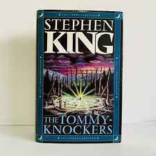Stephen King The Tommy Knockers 1988 First 1st Edition Hardcover