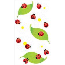 VELLUM LADYBUGS Jolee's Boutique Dimensional Stickers EK Success 50-50191 daisy