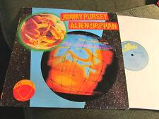 LP PURSEY JIMMY SHAM 69 ALIEN ORPHAN '82 epic uk NM WOW weird punk wave rare!