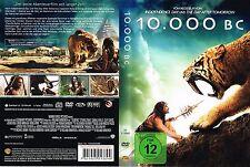 (DVD) 10.000 BC - Cliff Curtis, Camilla Belle, Steven Strait, Omar Sharif