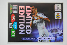 Gareth Bale Limited Edition - Panini Adrenalyn XL Champions League 2013/14