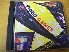 VIDEO GAMES COMPILATION  CD DISCOMAGIC 1993 MARIOPIU TETRIS MEGAMAN BEETLE JUICE