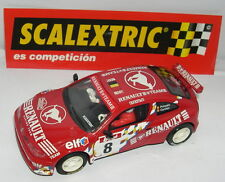 SCALEXTRIC RENAULT MEGANE  #8  PRINCEN-GENTEN  ONLY IN SETS.MINT UNBOXED