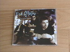 DEL AMITRI - CRY TO BE FOUND  (RARE 1 TRACK PROMO CD SINGLE)