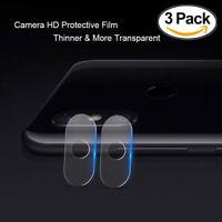 Per Xiaomi Mi MAX 3 - 3x Pellicola Fotocamera Copertura Totale Ultra Sottile