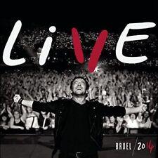 CD de musique live album en édition