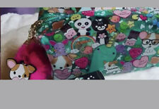 Too Faced Clover  Make Up Bag 100% Authentic Original Package Brand New