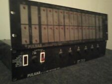 Vintage Pulsar Stage Lighting 6 x 5 Controller and programable touch panel