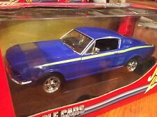 Ertl / Johnny Lightning 1/18 1968 Ford Mustang Fastback Item 51050D