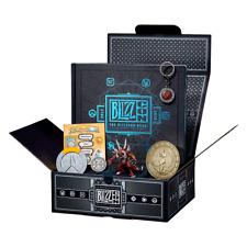 Blizzcon 2018 Convention Event Goodie Bag Diablo Figure + More - Blizzard Sealed