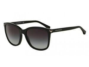 Emporio Armani Sonnenbrillen EA4060 50178G schwarz 56 mm