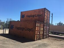 20FT ASIS Shipping Containers - Ex Melbourne