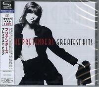 PRETENDERS-GREATEST HITS-JAPAN CD C41