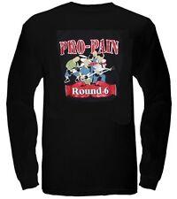 PRO-PAIN - Round 6 - Longsleeve / Longarm Shirt - Größe Size XL  PRO PAIN