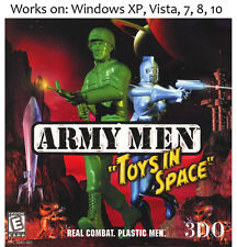 Army Men: Toys in Space PC Game