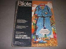 PILOTE 627 11.11.71 ASTERIX BLUEBERRY CHANSONS RUBRIQUE A BRAC CONCOMBRE MASQUE