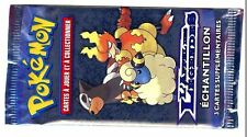 POKEMON BOOSTER SAMPLE COLLECTOR - FRENCH - L''APPEAL OF LEGENDS
