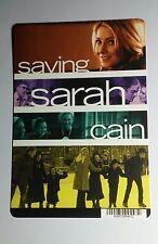 SAVING SARAH CAINE COVER ART MINI POSTER BACKER CARD (NOT a movie)