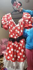 Adult minnie mouse costume, Medium